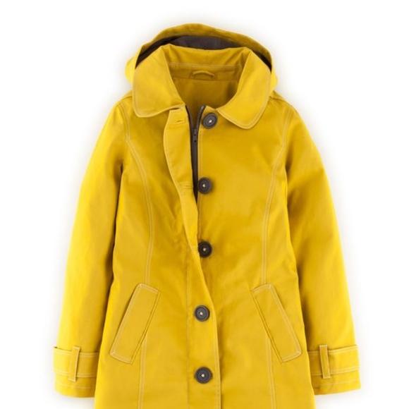 Boden Jackets   Blazers - Boden Rainy Day Mac Coat w detachable hood 35ec7e66f